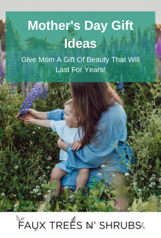 For Mother's Day, Give Mom A Beautiful Gift That Will Last For Years