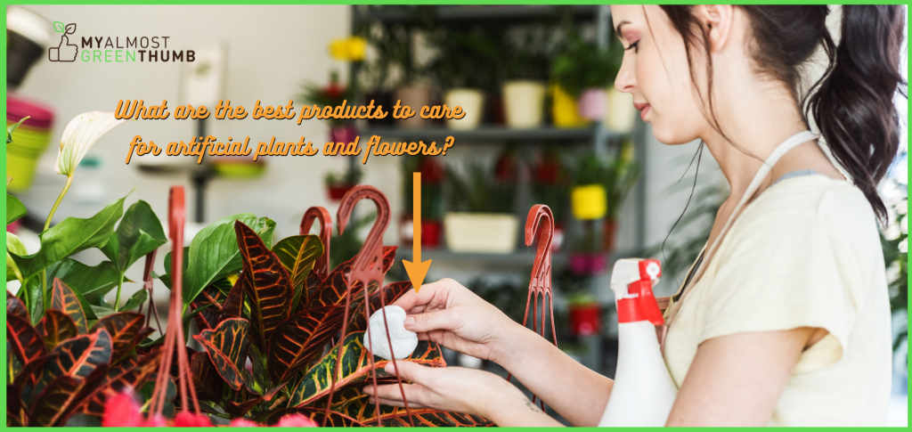 Cleaning And Storing Faux Plants And Artificial Arrangements