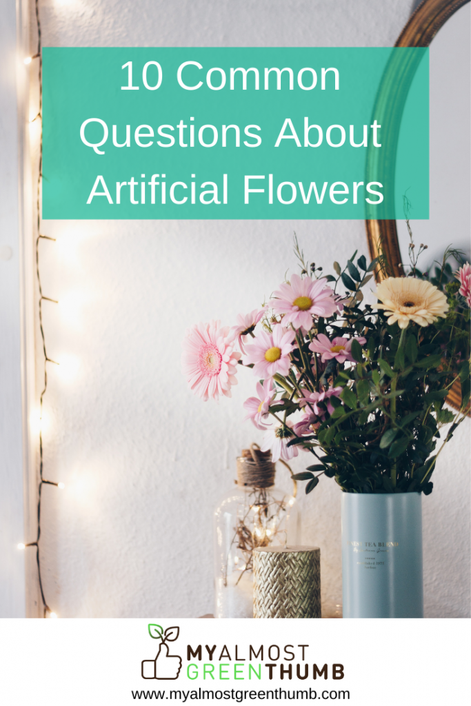 10 Common Questions About Artificial Plants And Flowers