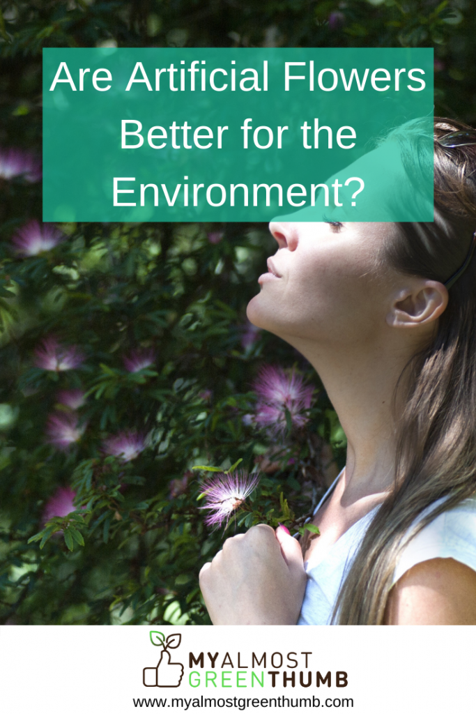 Are Artificial Plants And Flowers Better for the Environment?