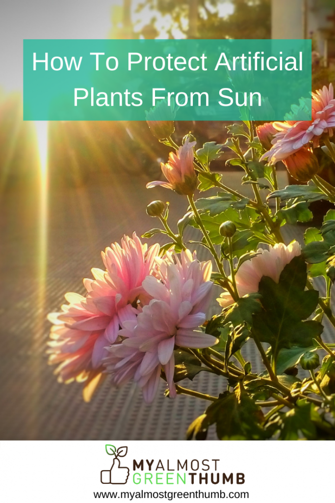 How To Protect Artificial Plants From Sun