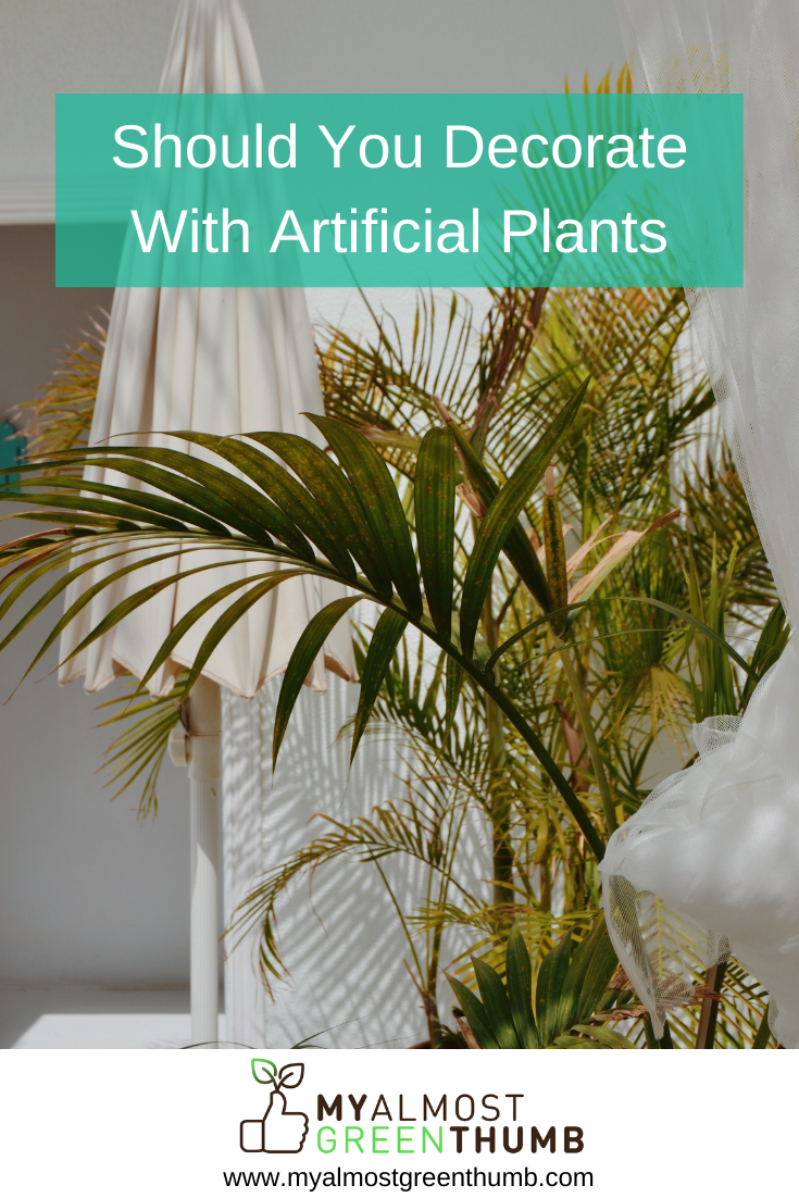 Should You Decorate With Faux Plants