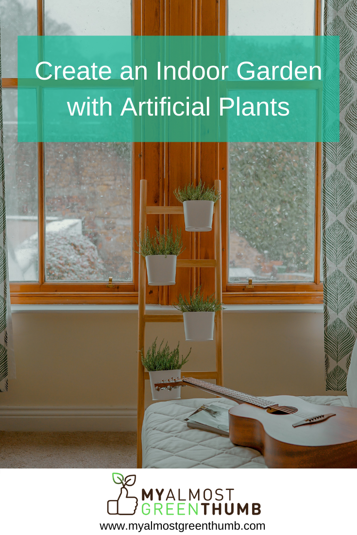 Create an Indoor Garden with Faux Florals