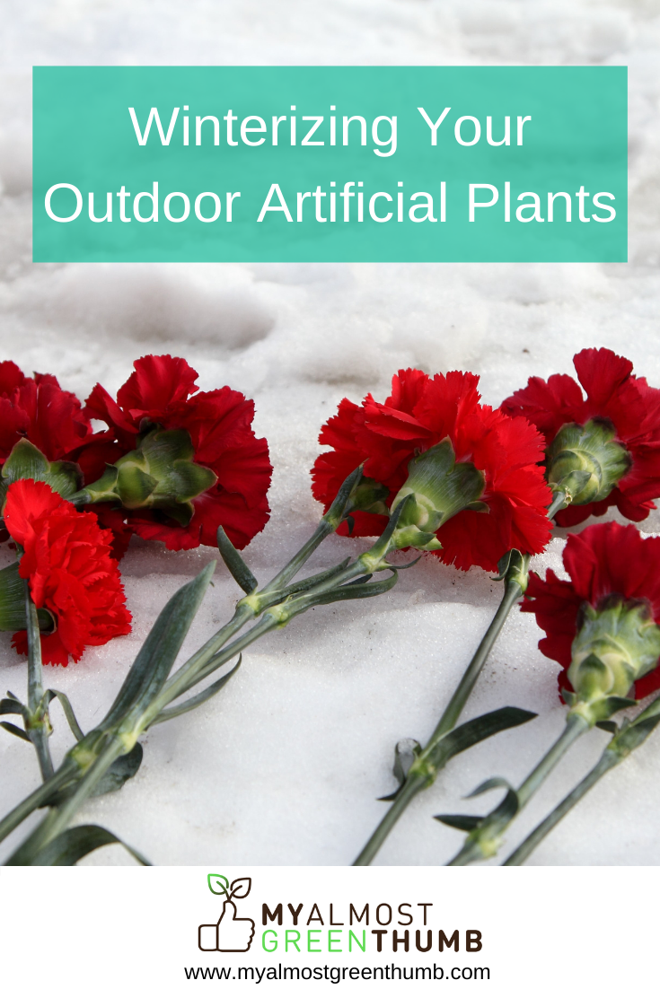 Winterizing Your Outdoor Faux Plants