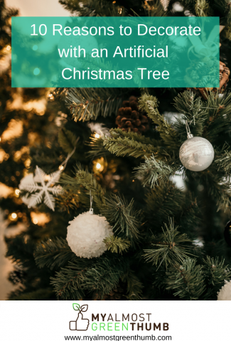 10 Reasons to Decorate with an Artificial Christmas Tree - Feature Image