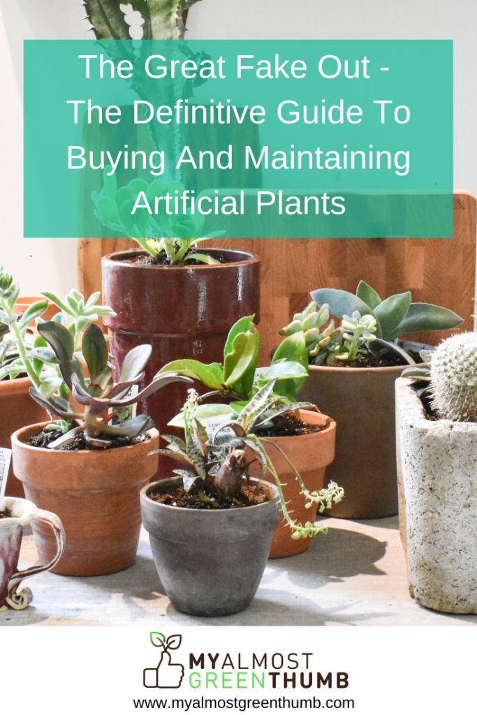 The Great Fake Out - The Definitive Guide To Buying And Maintaining Artificial Plants