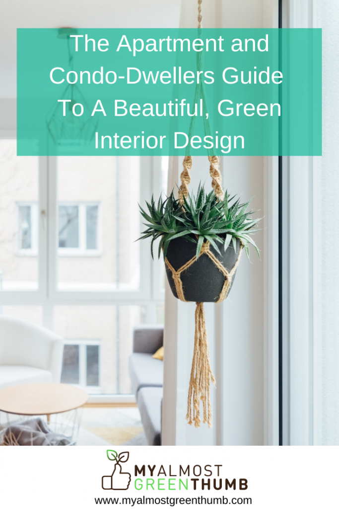 The Apartment and Condo-Dwellers Guide to a Beautiful, Green Interior Design Using Artificial Plants And Flowers